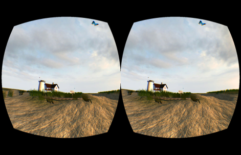 Lighthouse Oculus Rift